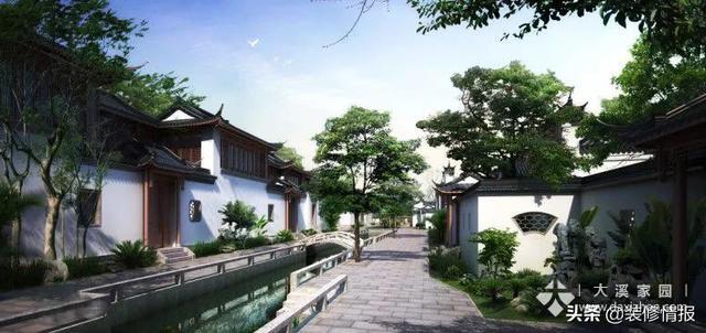 中国十大豪宅之一的苏州桃花源,绝美装修实景流出!太惊艳了 ...